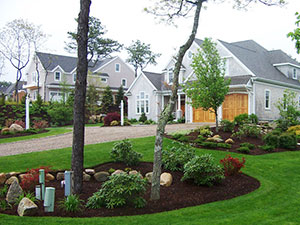 Cape Cod landscape maintenance