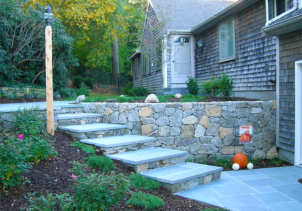 Professional Cape Cod Landscape Construction