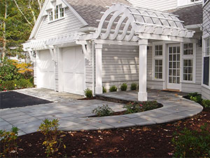Cape Cod Landscape designs