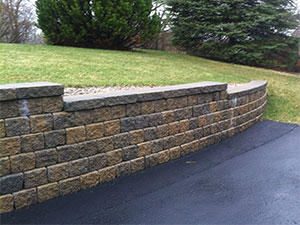 Cape Cod Retaining Wall Contractor